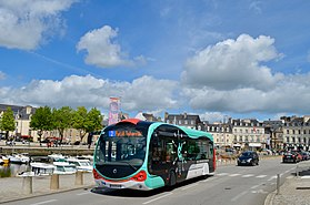 Image illustrative de l'article Transports en commun de Vannes
