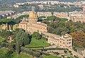 Vatican Radio and Mater Ecclesiae monastery.jpg