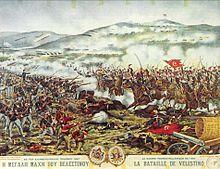 Maleri af slaget ved Velestino
