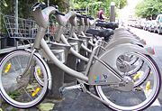 Vélib - The Peoples Bikes!