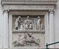 Venezia - San Giorgio degli Schiavoni - relief.JPG
