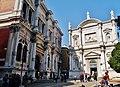 Venezia Scuola Grande di San Rocco & Chiesa di San Rocco 2.jpg