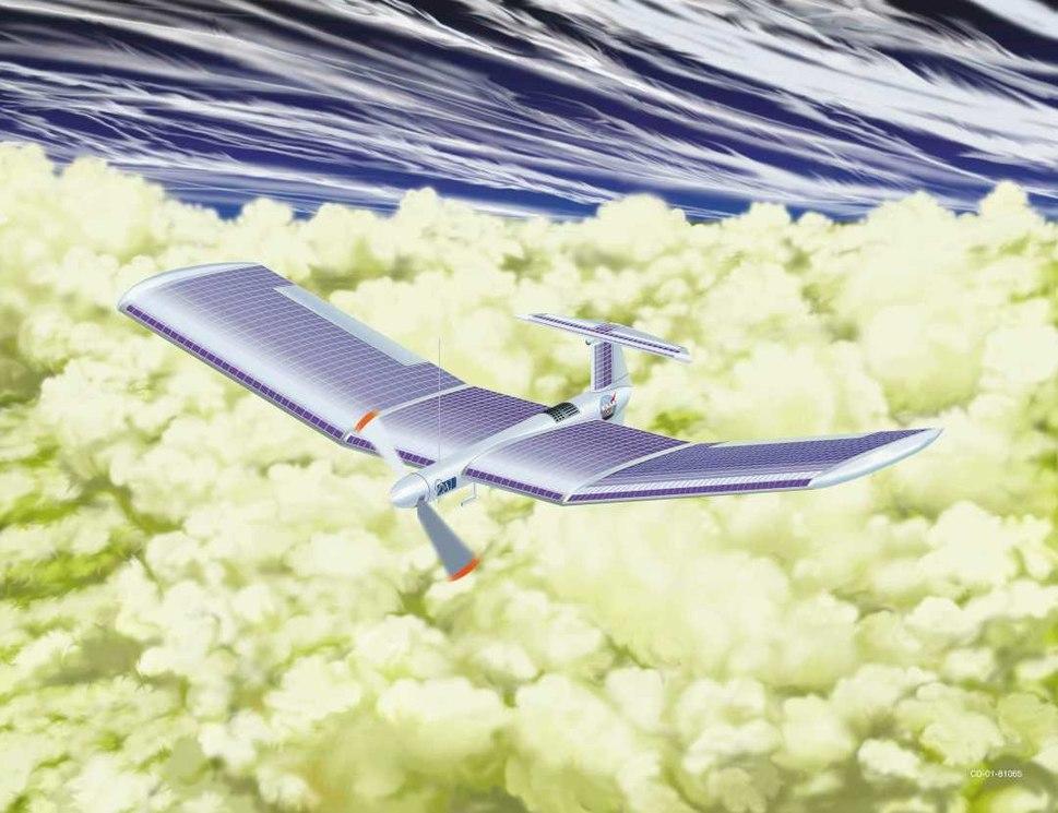 Venus airplane