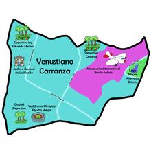 Venustiano Carranza Ciudad De México Wikipedia La