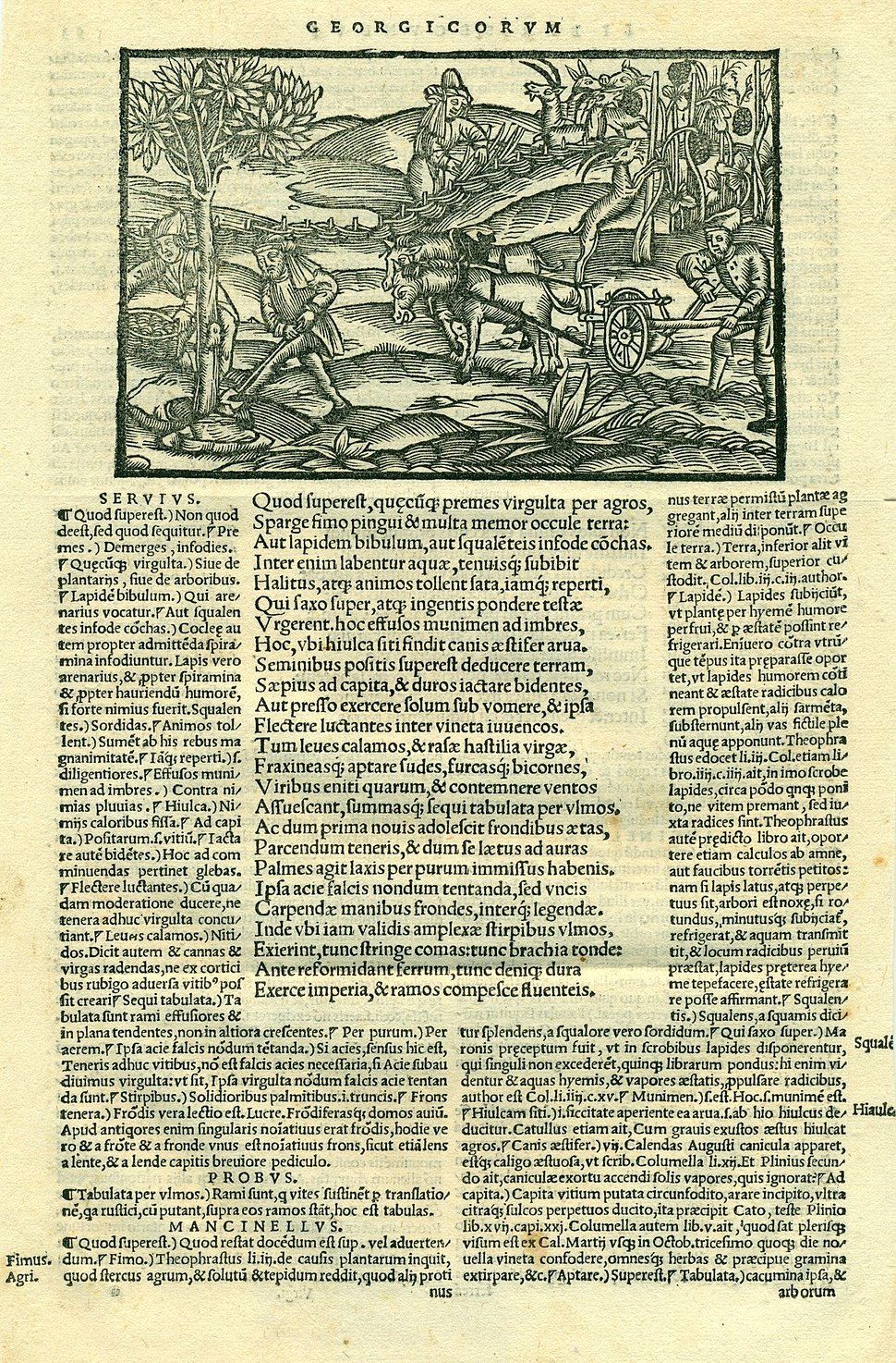 Vergilius, Basel 1544