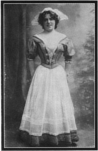 Vesta Victoria - Vesta Victoria ca. 1908