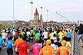 Vienna City Marathon 2015 - Reichsbrücke (1).JPG