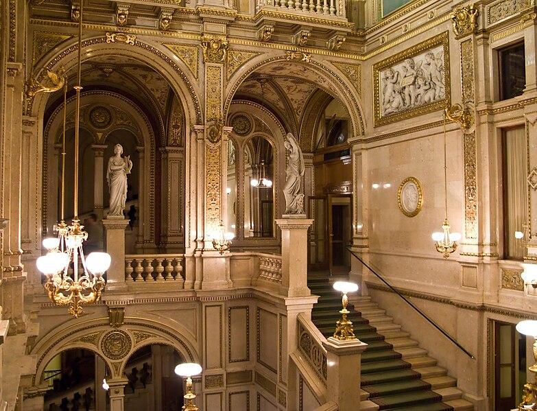 see:  Vienna State Opera