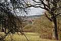 View from Riseden Lane, through the trees, across the Teise Valley - geograph.org.uk - 1768501.jpg