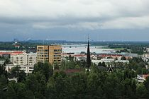 View from Suensaari water tower Tornio 20150806 02.JPG