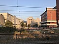 View of Kyushu Sangyo University and Kashii Line.jpg