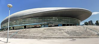 Eurovision Song Contest 2018 - Altice Arena, Lisbon - host venue of the 2018 contest