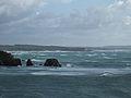 Vila Nova de Milfontes Coastline.jpg
