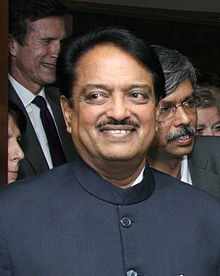 Vilasrao Deshmukh at Innovation Partnerships Event May 8, 2012.jpg
