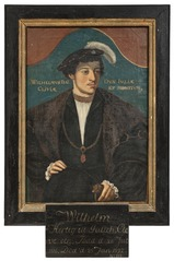 Portrait of William, Duke of Jülich-Cleves-Berg