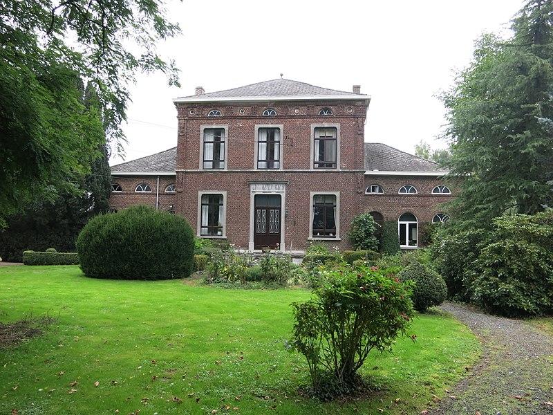 Villa Ceyssens uit 1865: Overbeekstraat 12
