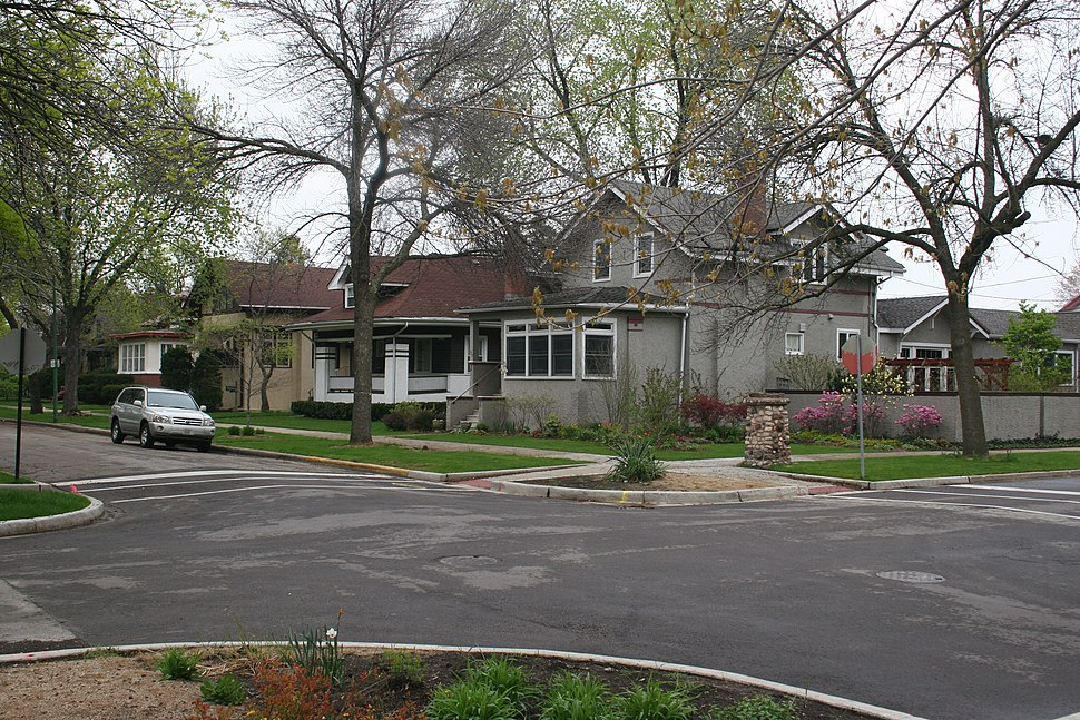 Villa Historic District 3