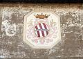Villa di spedaletto, stemma corsini.JPG