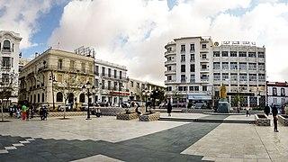City in Mascara Province, Algeria