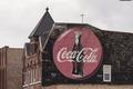 Vintage Coca-Cola sign in downtown Pueblo, Colorado LCCN2015632403.tif