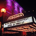Virginia Theatre Roger Ebert's Film Festival.jpg
