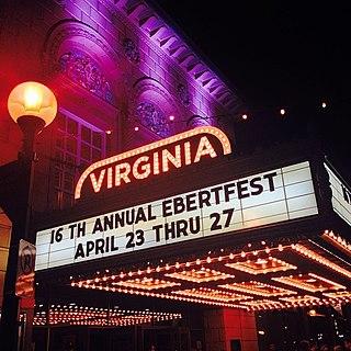 Ebertfest American film festival