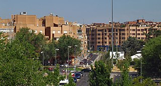 Alcobendas,  Madrid, Spain