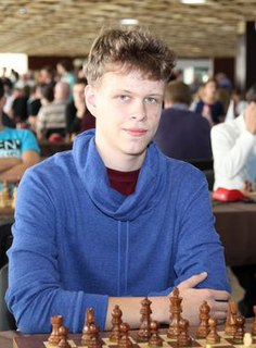 Vladislav Artemiev Russian chess player