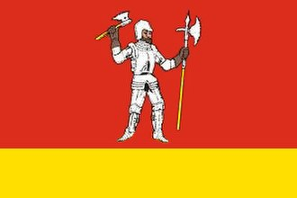 Lomnice nad Popelkou - Image: Vlajkalomnice
