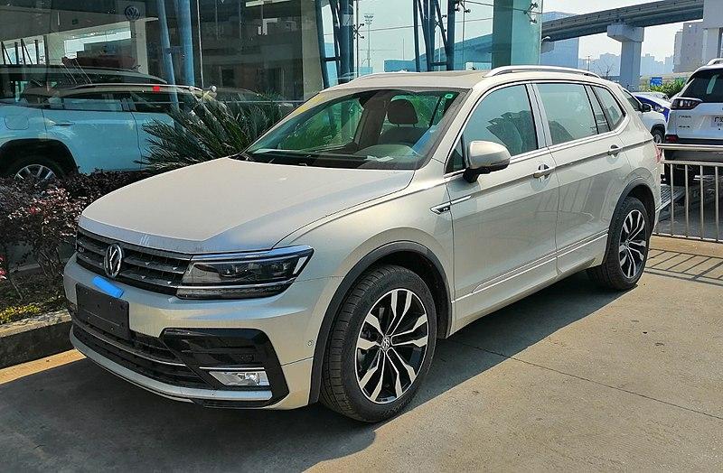File:Volkswagen Tiguan L R-Line 01 China 2019-03-20.jpg