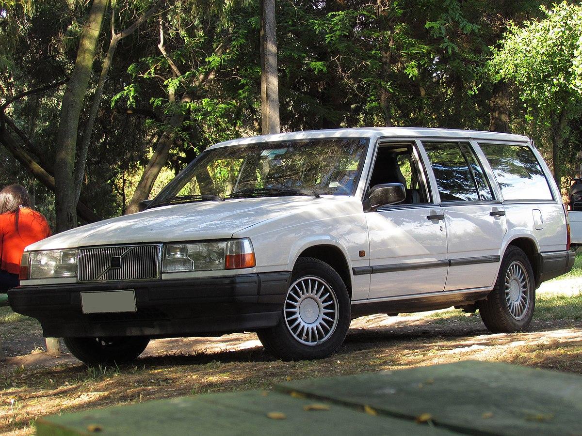Px Volvo Gl Estate on 1991 Volvo 740 Turbo Wagon
