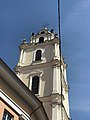 Vulniu university church tower.jpg