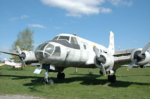 PZL MD-12 - MD-12F in the Polish Aviation Museum, in Cracow