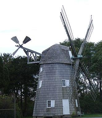 Wainscott Windmill - Image: Wainscott windmill