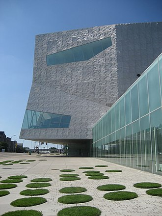 Herzog & de Meuron - Walker Art Center, Minneapolis, Minnesota