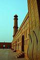 Wall detail of Badshahi Mosque, Lahore.jpg
