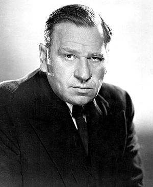 Charles S. Burnell - Wallace Beery