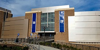 Wallace Wade Stadium - Blue Devil Tower opened in 2016 with 516 club seats and 21 suites.