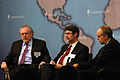 Walter Russell Mead, Anatol Lieven, Andrew Lambert - Chatham House 2012.jpg