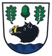 Coat of arms of Sauerlach