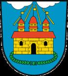 Das Wappen von Doberlug-Kirchhain