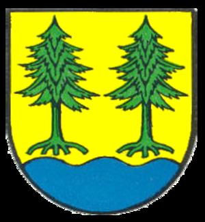 Kaisersbach - Image: Wappen Kaisersbach