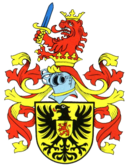 Arms of the city of Überlingen