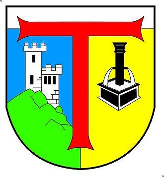 Törbel - Image: Wappen toerbel