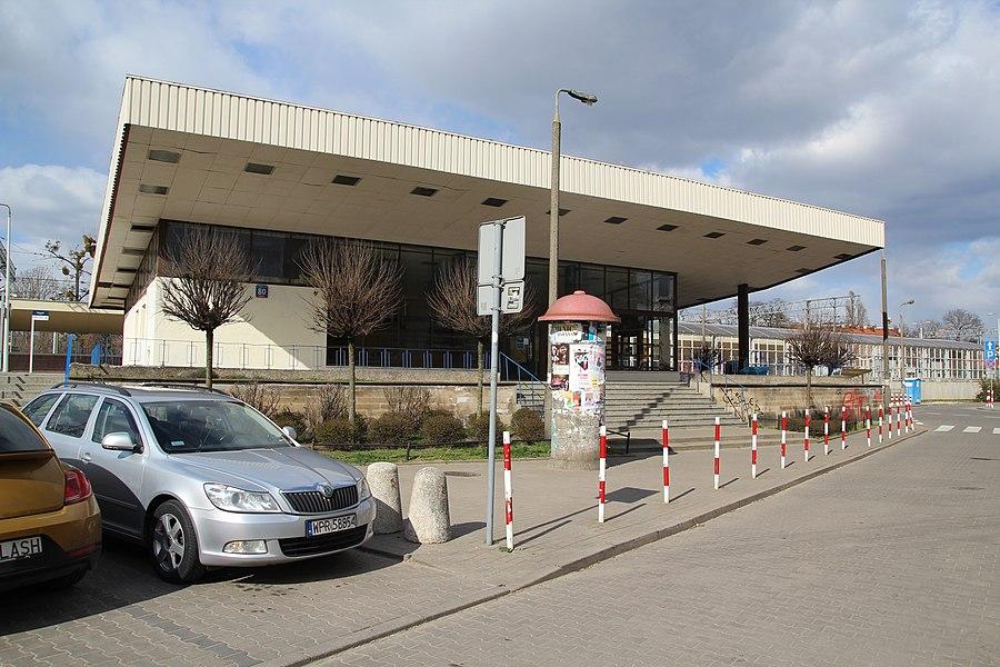 Warszawa Ursus railway station
