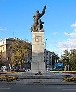 Warszawa-pomnik lotnika