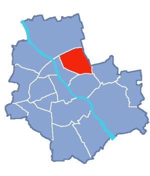 Targówek - Image: Warszawa Targówek