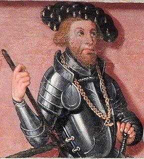 Wartislaw X, Duke of Pomerania 15th-century Duke of Pomerania-Wolgast