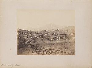 Vasind railway station - Vasind station (c. 1855-1862)