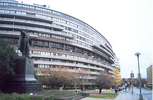 Watergate complex - Washington, District of Co...
